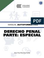 Manual Derecho Penal Parte Especial (1)