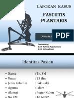 Fasciitis Plantaris Ellen