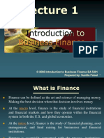 Introduction to Business Finance.ppt