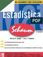 Organización y Representación Gráfica de Datos (Shaum)