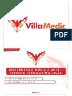 RM 18 PI - Endocrinología 1 - Online