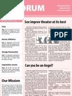 AmSoc Forum September 2010 Issue
