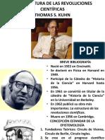 Kuhn - Cómo se llega a las Revoluciones Científicas