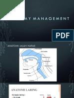 Airway Management Ppt Updated Plp,Crl,Dka