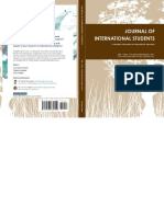 Journal of International Students (Vol 7 No 4 2017)