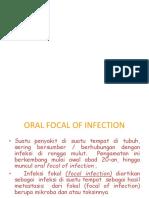 3. Fokal Infeksi 2013