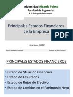 Sesion Nro 2 - Estados Financieros