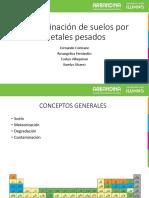 Contaminación de Suelos Por Metales Pesados Expo de Geoqui(2)