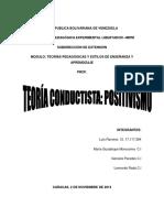 TEORIA_CONDUCTISTA_POSITIVISMO.docx