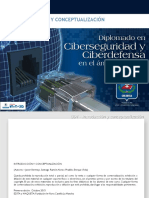Ciberseguridad vs Ciberdefensa