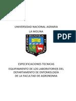 ESPECIFICACIONES TECNICAS Entomologia  FINAL 02 DE NOVIEMBRE.docx