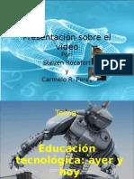 Presentacion sobre el video