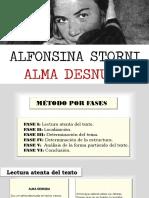 Análisis Literario Alma Desnuda