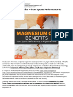 Magnesium Oil Uses_ Skin Care, Performance & More - Dr