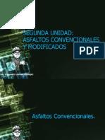 Unidad 02 - Asfalto
