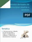 Contratos derivados de operaciones neutras o servicios.ppt