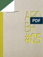 Livro Arquitetura Brasileira 5