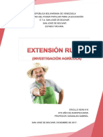 01) Extensión Rural