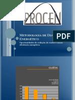 Metodologia de Diagnóstico Energético Versão 2