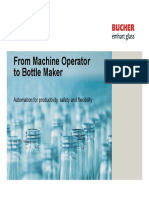 From Machine Operator to Bottle Maker V2.0