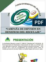 proyectodereciclaje2017-140110160715-phpapp02