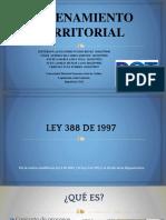 Presentación POT Ley 388 de 1997