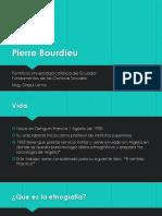 Pierre Bourdieu 1