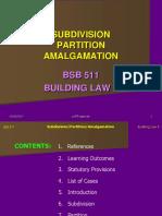 BSS 511 Lecture 7(Conversion, Partition, Sub-division, Amalgamation).ppt