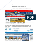 Ecuador Agencias de Viajes Mas Importantes N°1