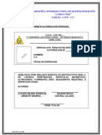29. Cima-mpi-029 - Autorizacion Personal