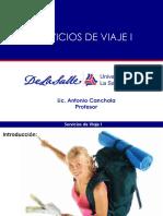 Tipos de Agencias de Viajes N°8