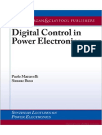 ¡¶Digital Control in Power Electronics¡·by Simone Buso and Paolo Mattavelli
