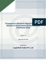Proposal Biometric Ver 1