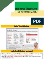18 November, 2017 Ppp