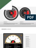 Turjo Mazumder Speedometer Illustrations Template