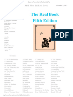 The Real Book Jazz Midi