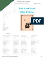The Real Book Jazz Midi