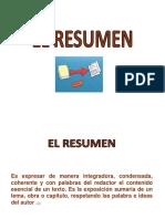 El RESUMEN.ppt