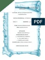 Finanzas Internacionales Werner Jorge Balanza de Pagos