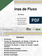 Maq de Fluxo - Bombas