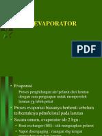 Evaporator 2