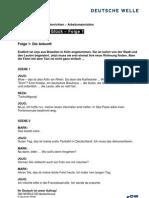 EP 1 Das Manuskript Der Folge Zum Ausdrucken (PDF)