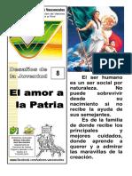 08 El Amor a La Patria