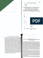 Bulmer Thomas - La Historia Economica de America Latina Cap. VII