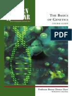 Basics of Genetics (Betsey Dexter Dyer)