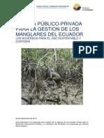 Gestion de Los Manglares en El Ecuador