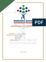 Admnistracion Publica 2-2