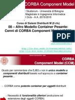 08 - CORBA Component Model