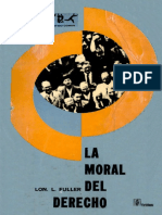 Fuller-La Moral Del Derecho