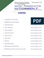 Cours Automgen 7